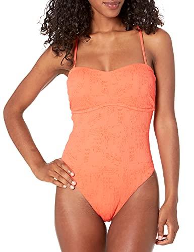 럭키 브랜드 여성 표준 원피스 수영복