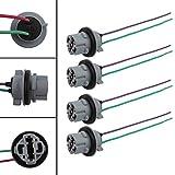 7440 harness - Winka 7440 7443 T20 Plugs Sockets Extension Wire Harness For Turn Signal Reverse Light Bulbs Socket