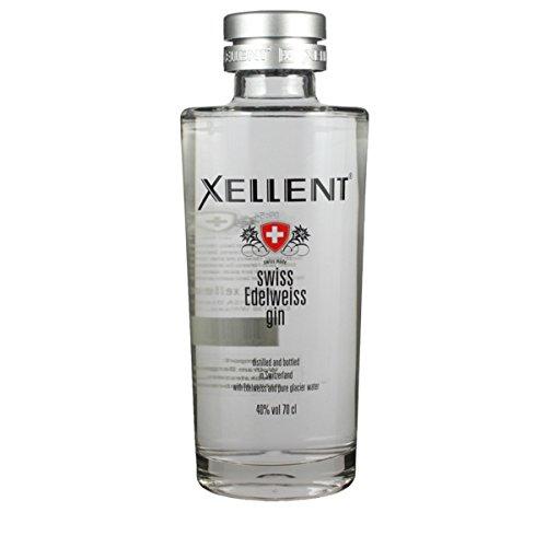 Distillerie Willisau Xellent Swiss Edelweiß Gin 0.70 Liter