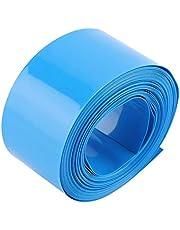 【𝐏𝐚𝐬𝐞𝐧】 5 m PVC Krimpkous, Batterij Beschermhoes, 29.5 MMΦ18.5 MM Condensatoren voor 18650 18500 Batterij Industriële Apparatuur Batterij Pack