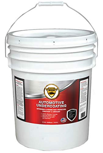 woolwax Auto/Truck Lanolin Undercoating 5 Gallon Pail. Straw (Clear) Color.