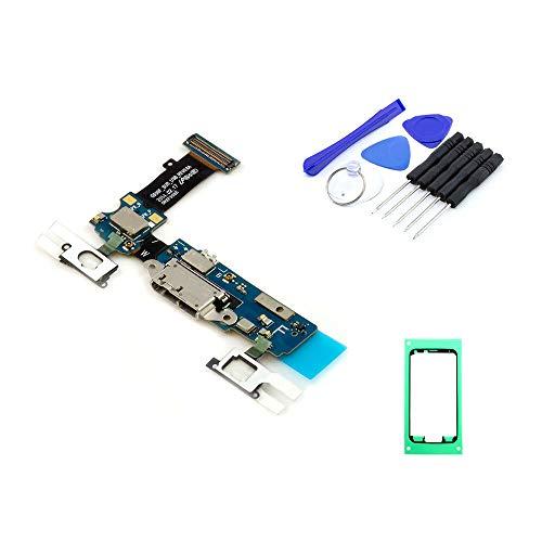 Oplaadaansluiting met microfoon voor de Samsung Galaxy S5   microUSB 3.0-aansluiting incl. DIY reparatieset
