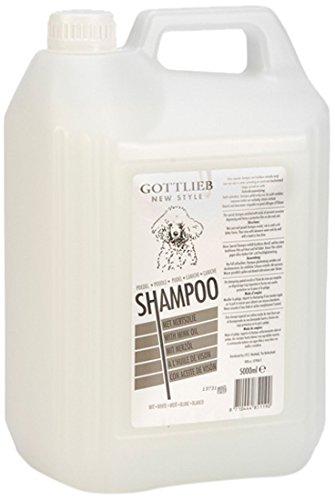 Beeztees 790611 Pudelshampoo weiß, 5 L