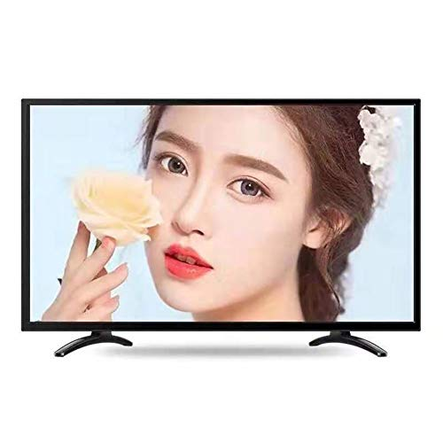 JCOCO Templado TV LCD Smart TV HD WI-FI Incorporado LED Televisor 32 Pulgadas 42 Pulgadas 50 Pulgadas Android TV USB Reproductor De Video HDMI TV 4K