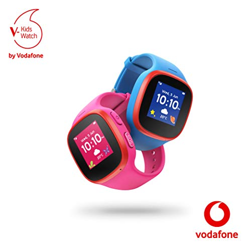 """Kinder-Telefonuhr """"V-Kids Watch"""" von Vodafone - 3"""