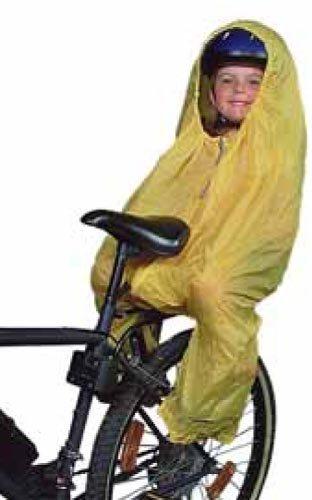 Bellelli SITTY Cover Regenjacke Regenschutz wasserdicht gelb