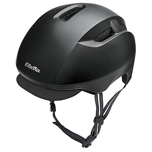 Electra Bicycle Electra Fahrradhelm Commute MIPS, Schwarz, S, 55105