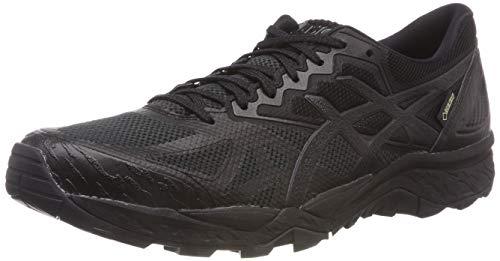 ASICS Gel-Fujitrabuco 6 G-TX, Chaussures de Running Femme, Noir (Black/Black/Phantom 9090), 38 EU