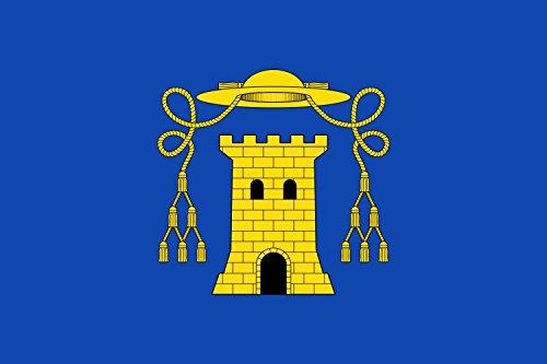 magFlags Bandera Large Bolulla Alicante | Bandera Paisaje | 1.35m² | 90x150cm