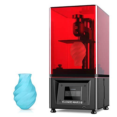 ELEGOO LCD 3D Drucker Mars Pro,UV...