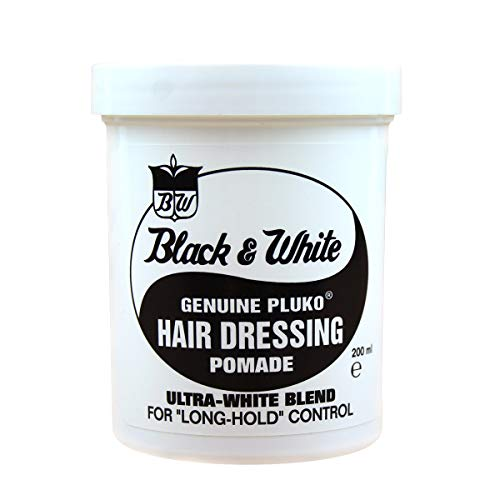 Black & White Hair Cire FROM Coiffage Genuine Pluko, 198 g