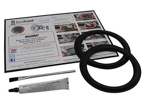 Paradigm Titan, Phantom, Esprit, 3se-Mini 6 Inch Foam Speaker Repair Kit FSK-628 (Pair)