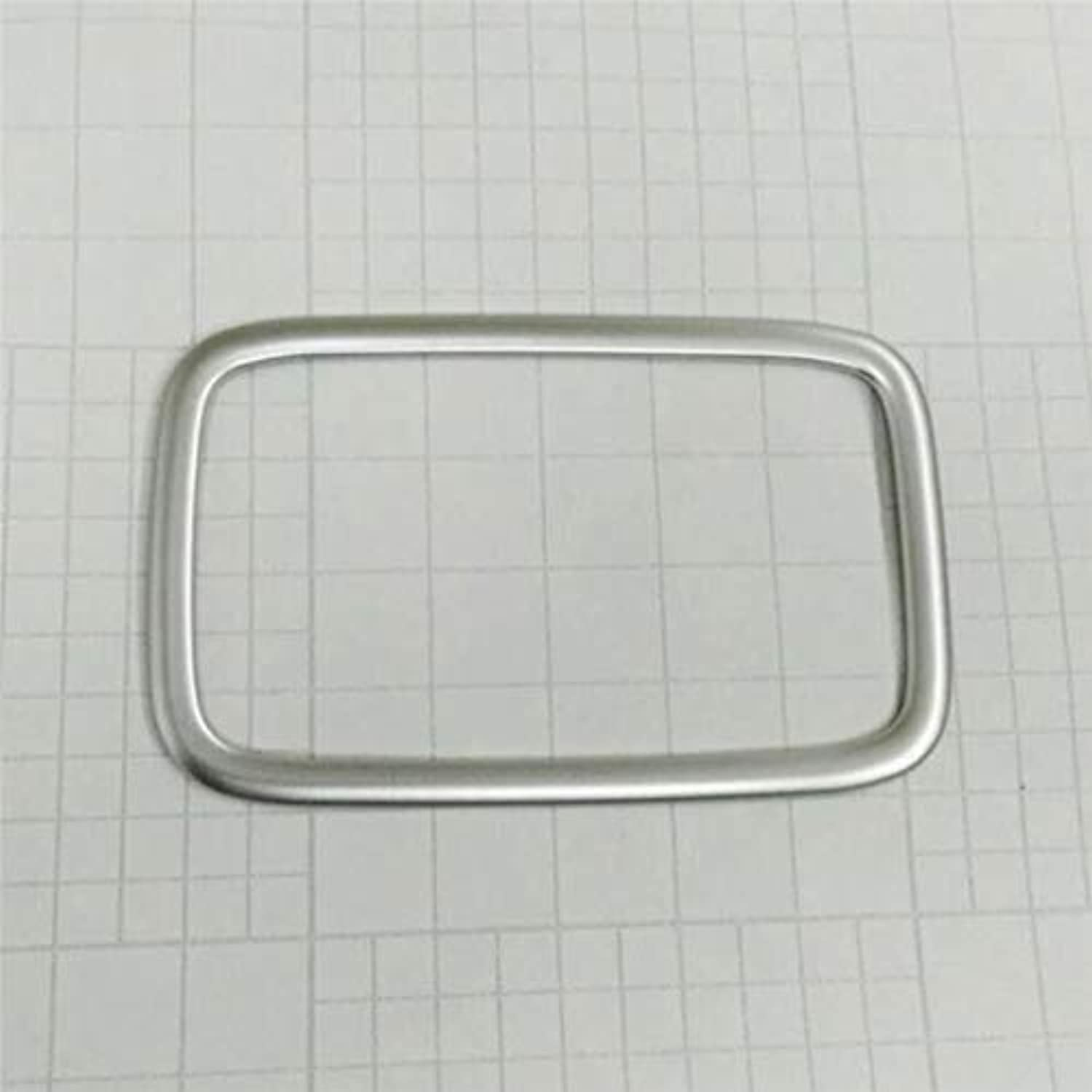 Jicorzo - ABS Car Front + Rear Reading Light Cover Trim sticker Car Accessories Styling Fit for Hyundai Elantra Avante 2016 2017