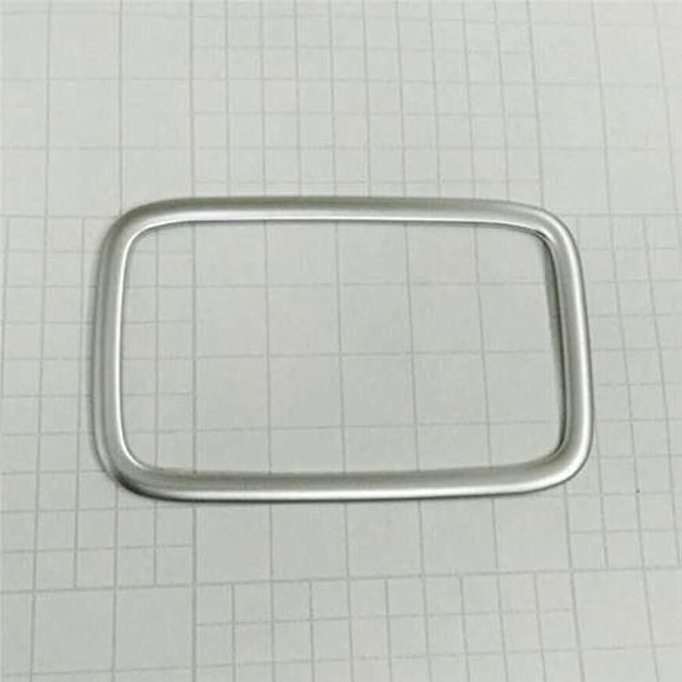 病院ビヨン死の顎Jicorzo - ABS Car Front + Rear Reading Light Cover Trim sticker Car Accessories Styling Fit for Hyundai Elantra Avante 2016 2017