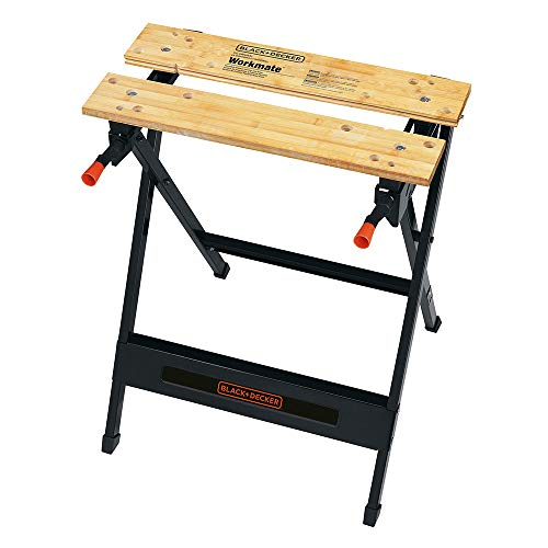 BLACK+DECKER Workmate Portable Workbench, 350-Pound Capacity...