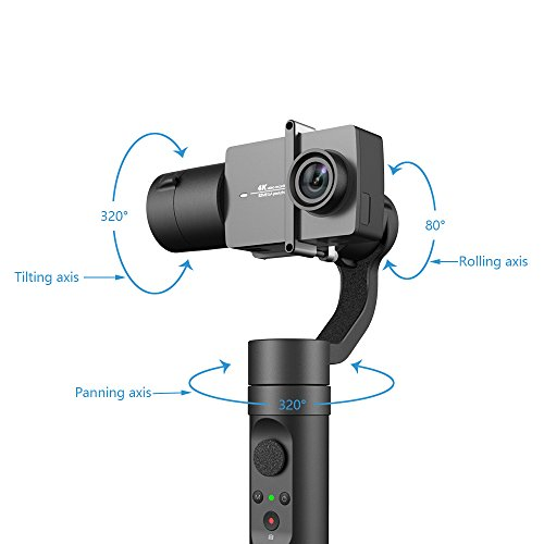 """YI Lite Action Camera 16MP WiFi 2.0"""" LCD Touchscreen 150° Wide Angle 4K Sports Camera Sony Image Sensor 40M Waterproof Underwater Camera in Case (Case not Included) for Skiing Skating (Black)"""