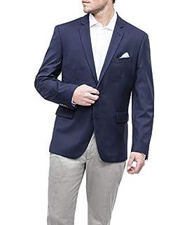 Van Heusen Men's Slim Fit Suit Jacket, navy, 100 REG (B08HLHKMZH) | Amazon price tracker / tracking, Amazon price history charts, Amazon price watches, Amazon price drop alerts