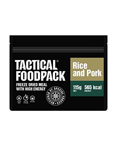Foodpack Tactical Pork and Rice
