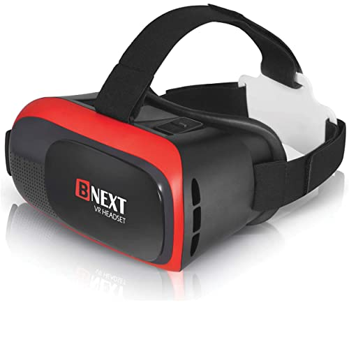 BNEXT VR Headset Compatible with iPhone & Android Phone - Universal Virtual...