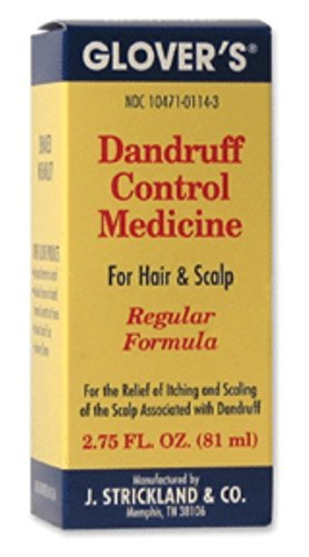 Glover's Dandruff Control Medicine for Hair & Scalp by Glover's