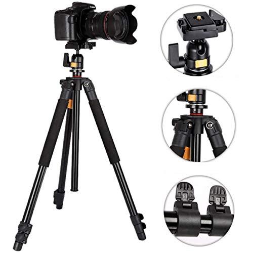 YA SLR Kamera Stativ Portable und Lightweight Travel Photography Einbeinstativ Kopf Variable Alpenstock