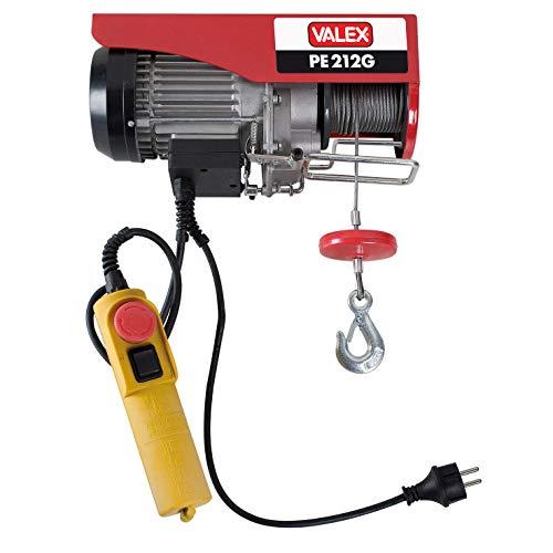 Valex 1655155 PARANCO Elettrico PE212G, Rosso