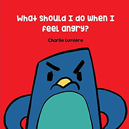 What Should I Do When I Feel Angry?