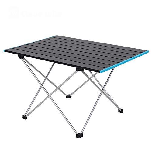 SZKP Tragbare Falten Freien Camping Tisch for Indoor Outdoor Picknick-Party Essen Bankett (67 * 47 * 40cm)