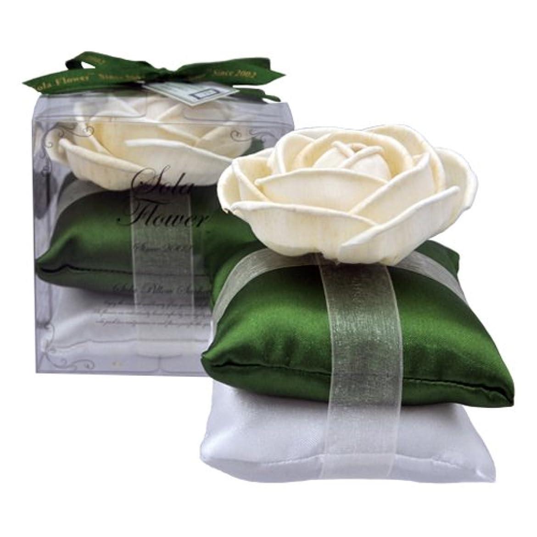 ジェスチャー豊富な知らせるnew Sola Flower ソラフラワー ピローサシェ Gentle Rose ジェントルローズ Pillow Sachet