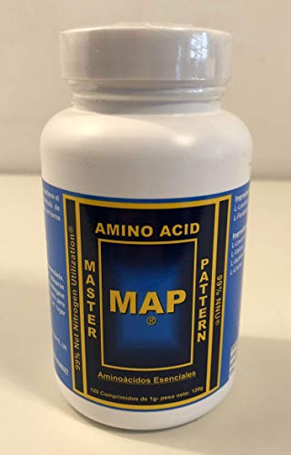 MAP Master Amino Acid Pattern