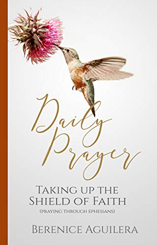 Daily Prayer : Taking up the Shield of Faith: (Praying through Ephesians) (Having a Biblical Conversation with God) (English Edition)