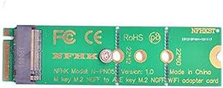 بطاقات إضافية جديدة - مفتاح M.2 M للوحة الأم لمحول فتحة بطاقة الشبكة اللاسلكية للكمبيوتر المحمول M2 NGFF PCI Express to E