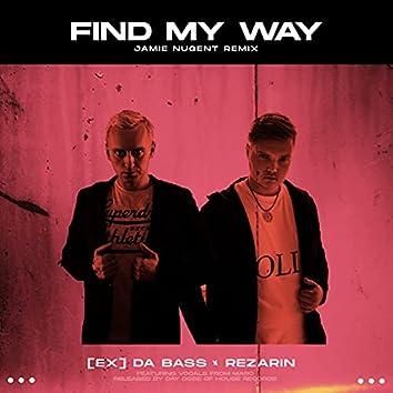 Find My Way (feat. Marc) [Jamie Nugent Remix]