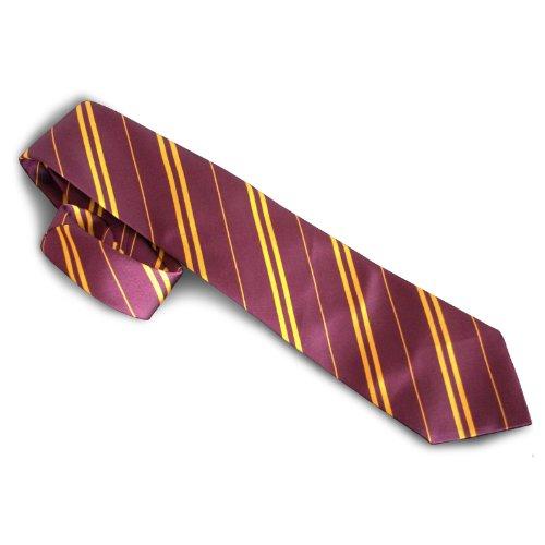Elbenwald Harry Potter Original Gryffindor Krawatte vom original Filmausstatter aus UK für Hogwarts Kostüm