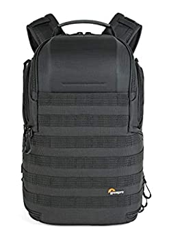 Lowepro ProTactic 350 AW II Modular Backpack with All Weather Cover for Laptop Up to 13 Inch for Professional Cameras Mirrorless CSC and Drones LP37176-PWW Black