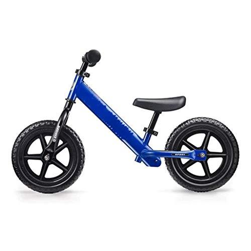 UNU_YAN Balance Bike 2-6 Jahre alt Kinder Fahrrad ohne Fuß Scooter Boy/Girl Sliding Yo-yo, Kinder und Anfänger Reiten, Einstellbare Sitzhöhe