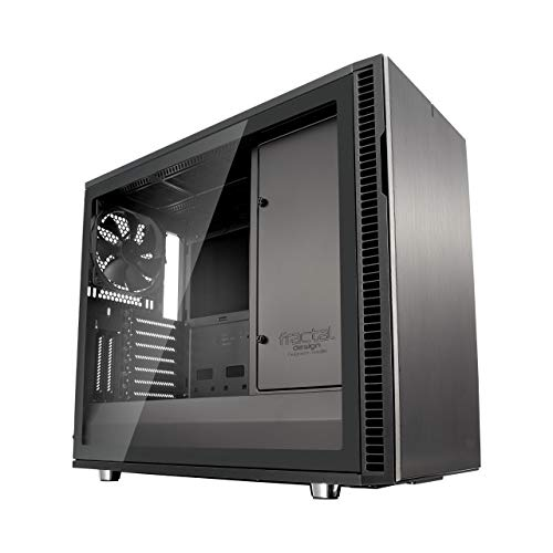 Fractal Design FD-CA-DEF-R6C-GY-TGL Define R6 Tempered Glass USB-C Gehäuse