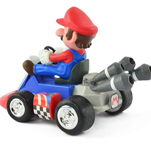 Game Mario Kart 8 Deluxe Toy Racing Car Switch Super Mario Pullback Racers Toy Super Mario Bros Model Buy Online At Best Price In Uae Amazon Ae
