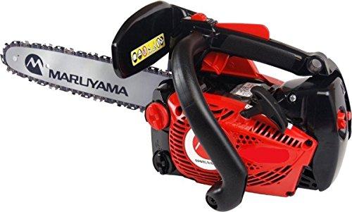 MaruYama MCV3101TS - Motosierra de poda de 2 tiempos de explosión para moto, sierra, corte de...