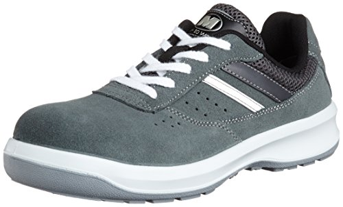 [ミドリ安全] 安全靴 JIS規格 スニーカー G3550 メンズ グレー 26.0(26cm)