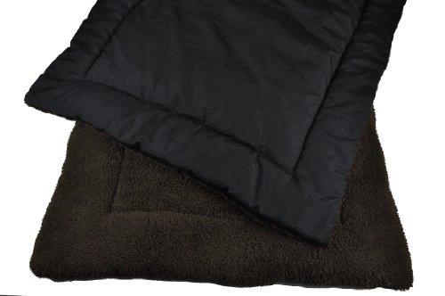 TrendPet Gepolsterterte Hundedecke SoftPad mit 4cm Komfortfüllung 90x50cm, passend für Hundeanhänger Comfort Wagon M