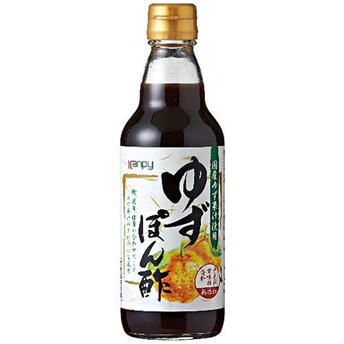 カンピー ゆずぽん酢 360ml瓶×10本入×(2ケース)