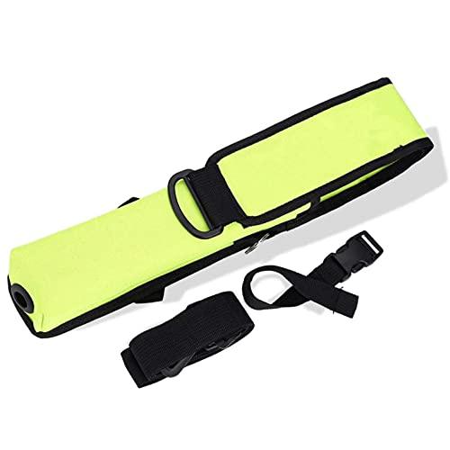 DAUERHAFT Sauerstoff-Tankrucksack, verschleißfester und langlebiger Scuba-Sauerstoffbeutel, leicht zu tragen, mit Riemen, zum Tauchen
