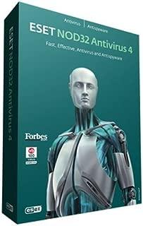 Eset Nod32 Antivirus V.4.0, 3 User