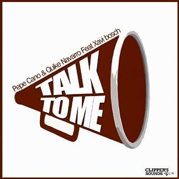Talk to Me (feat. Xavi Bosch)