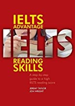 IELTS Advantage: Reading Skills by Jeremy Taylor, Jon Wright (2012) Paperback