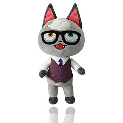 AIRGONE Animal Crossing Plüsch Gefüllte Puppe, 8,2