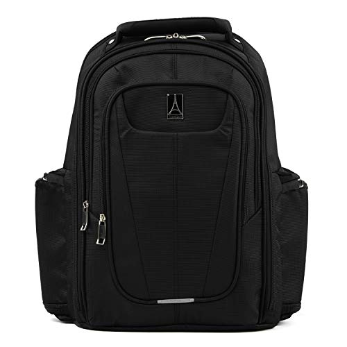 Travelpro Maxlite 5-Lightweight Underseat Laptop Backpack, Black, 17.5-Inch