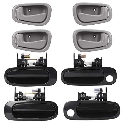 02 toyota corolla door handle - 6