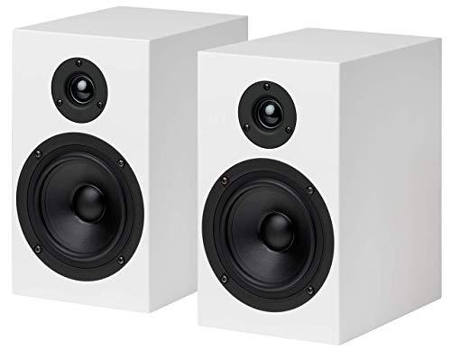 Pro-Ject Speaker Box 5 2-Wege Lautsprecher weiß
